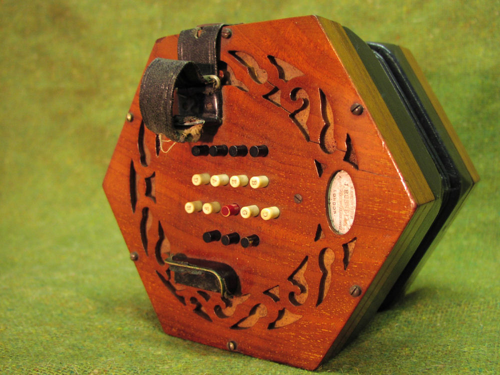 Some Notes on Lachenal Concertina Production and Serial Numbers.