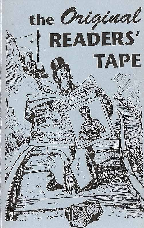 Original Readers Tape